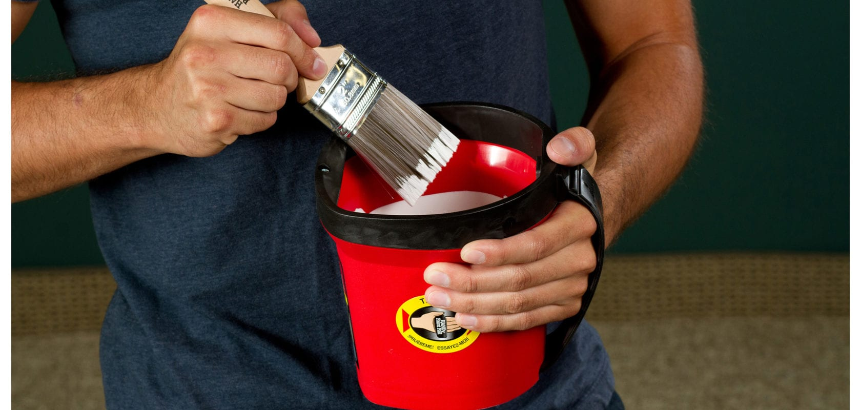 Handy Paint Pail