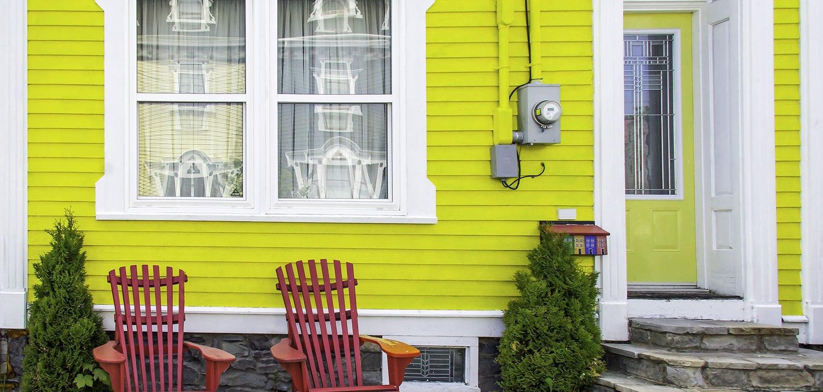 Aura Exterior Paint - Paintshop