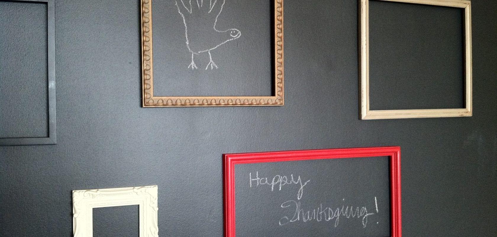 Benjamin Moore Chalkboard Paint - Paintshop