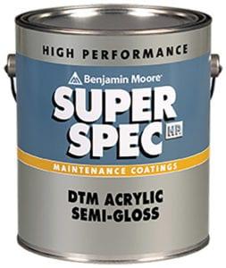 Superspec Hp Direct To Metal Paintshop