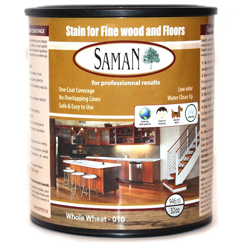 Saman Water Based Stain Paintshop
