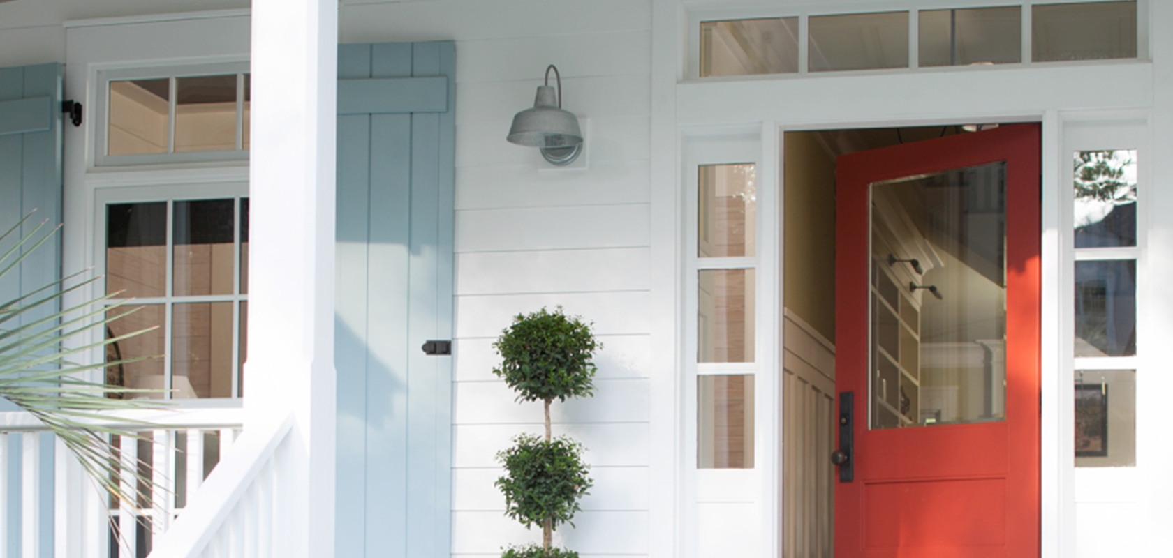 red-door-front porch