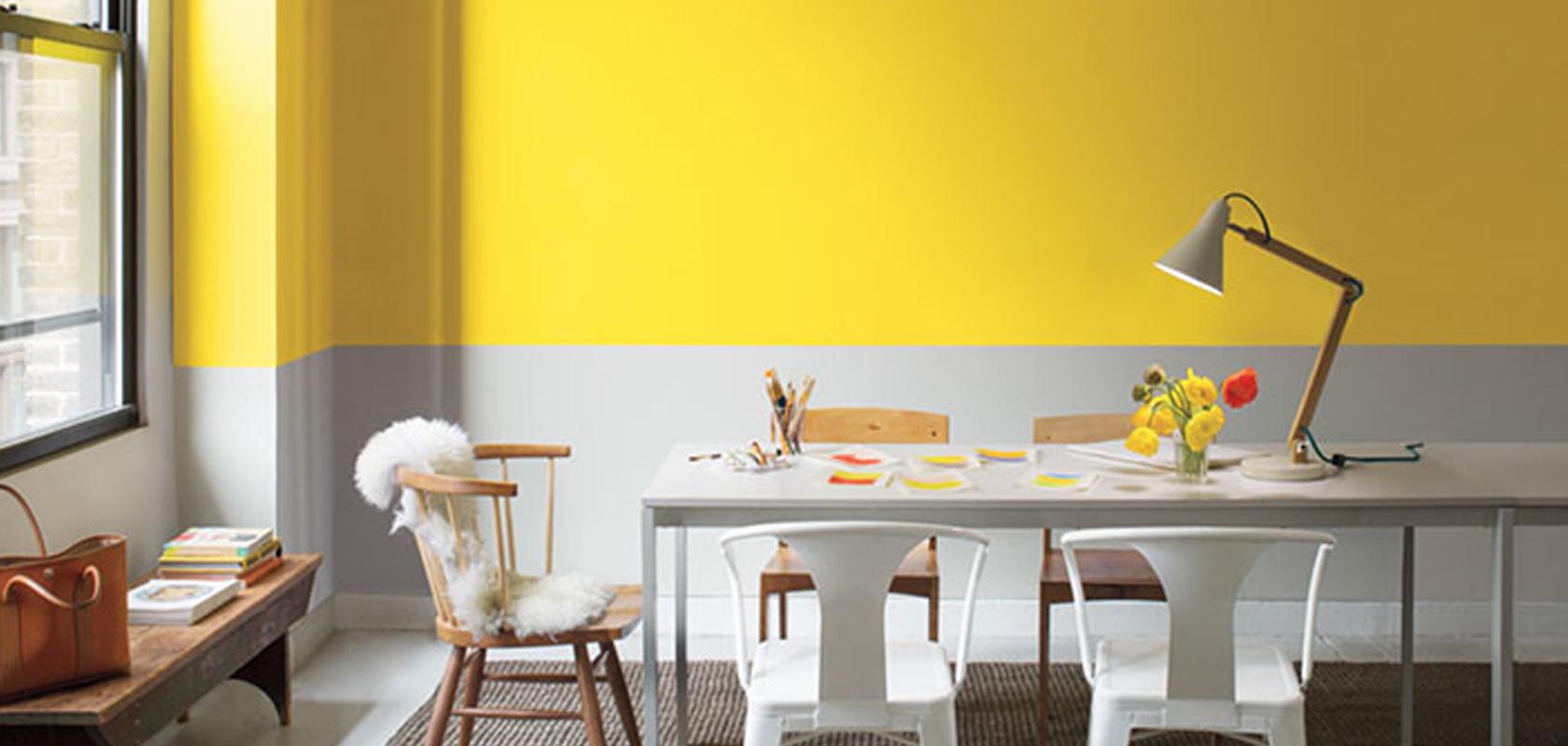 Dining Room scene