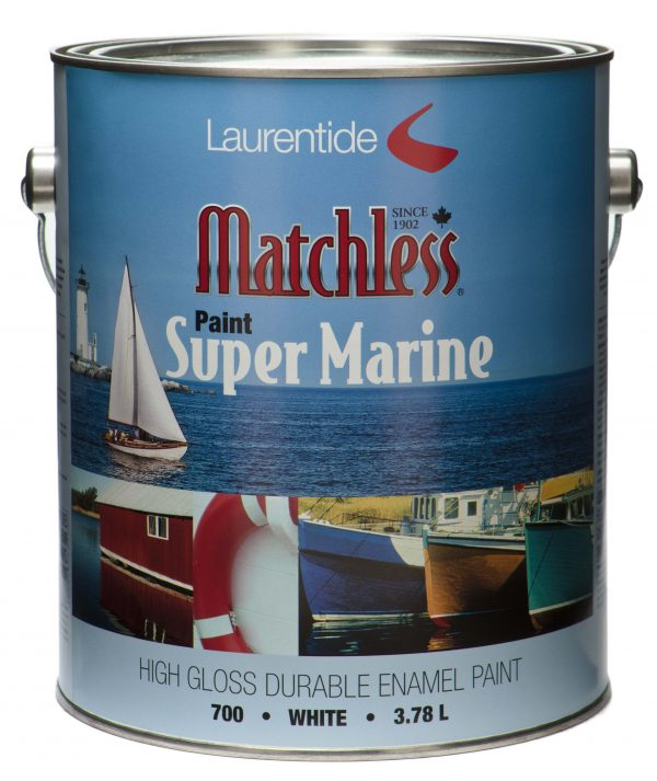 Matchless Super Marine Paint
