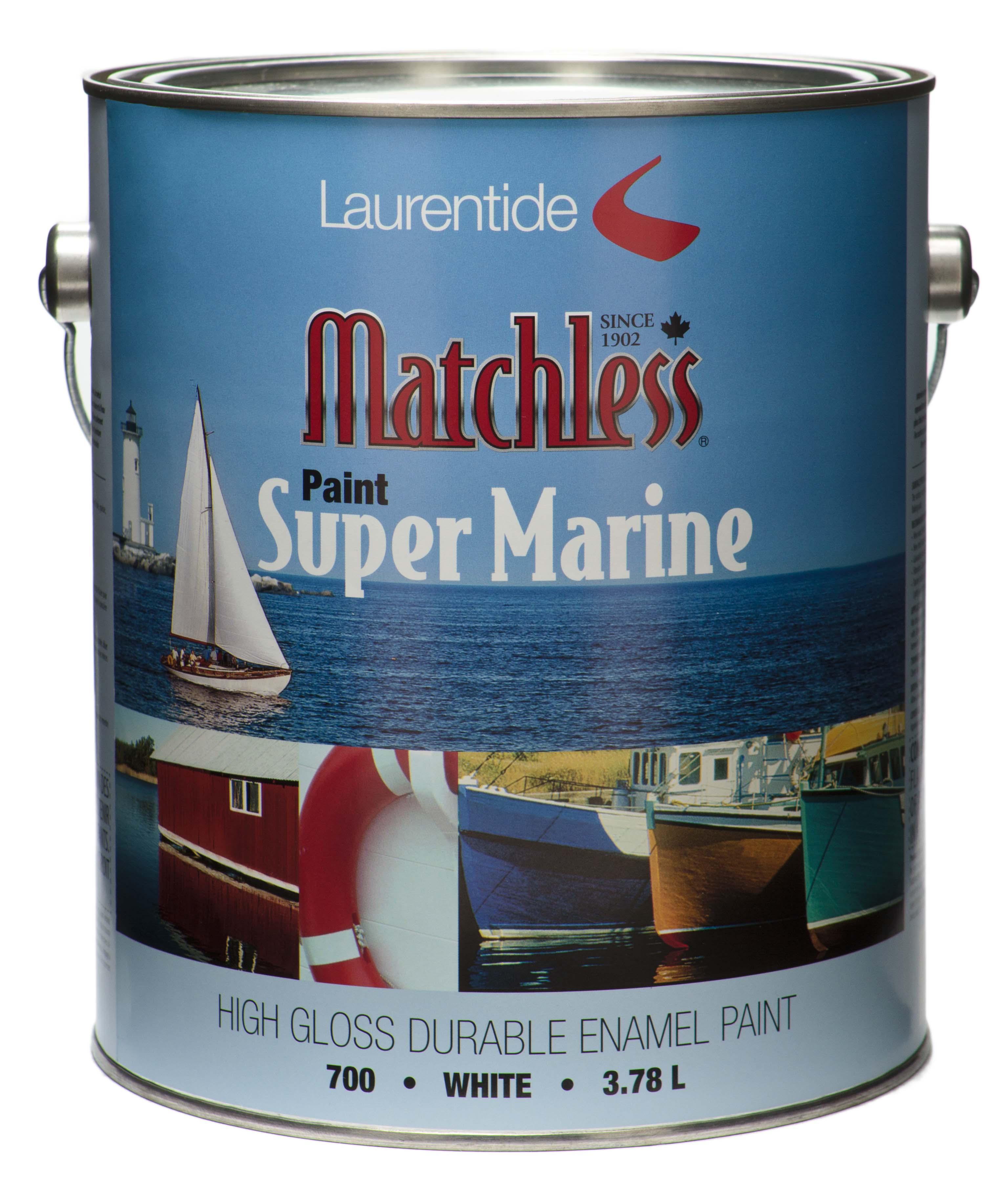 Matchless Super Marine Paint
