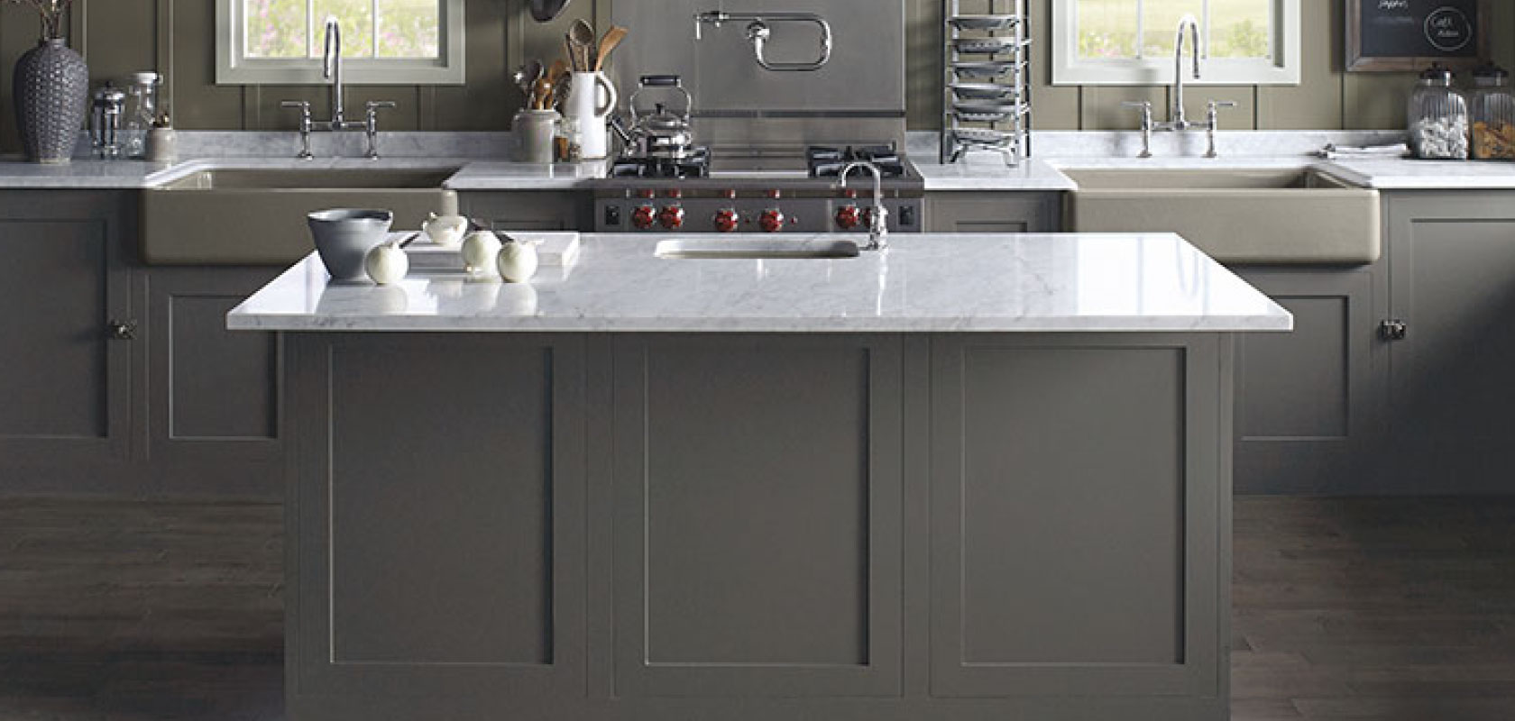 Kitchen Cabinet Makeovers: A How To - Paintshop
