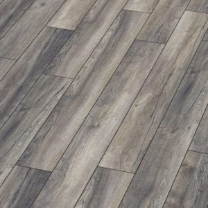 grey harbour oak laminate flooring swatch