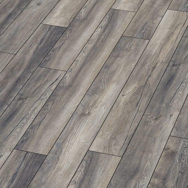 grey harbour oak laminate flooring swatch