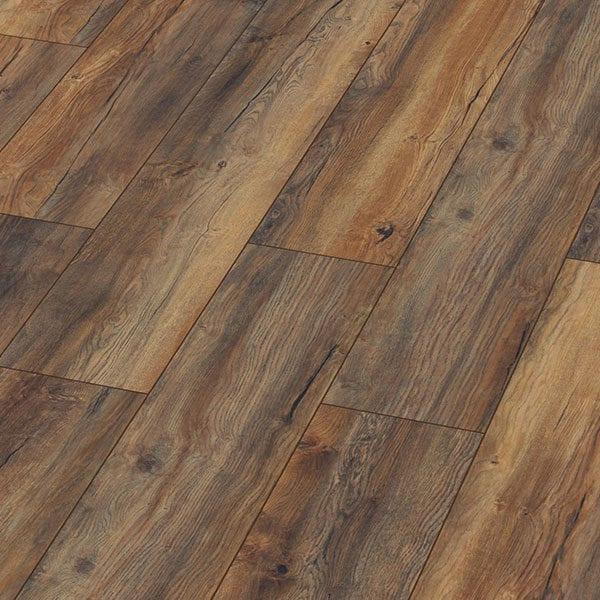 harbour oak laminate flooring swatch
