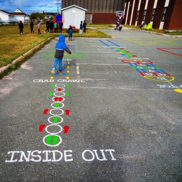 Matthew Elementary Playground