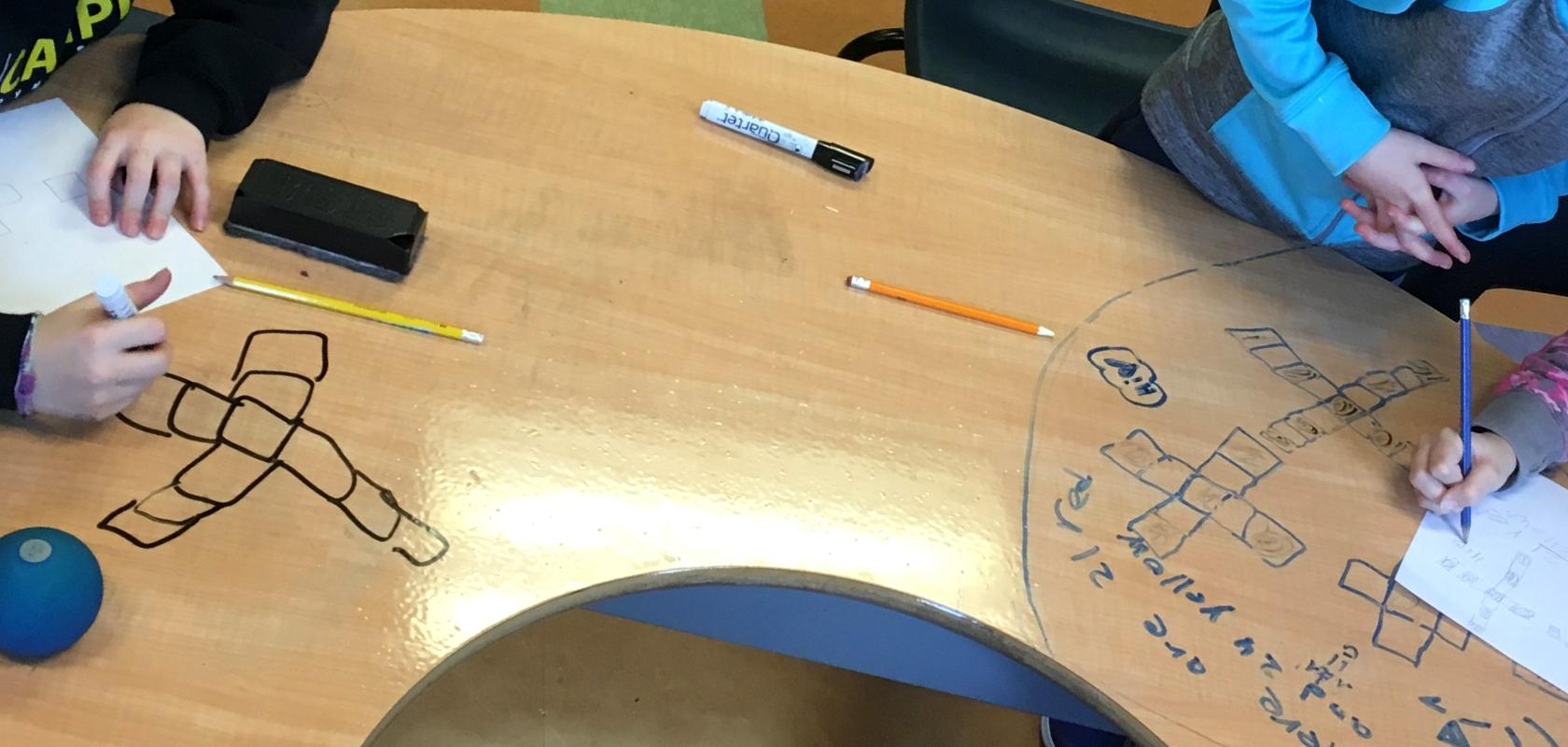 Notable School Desk