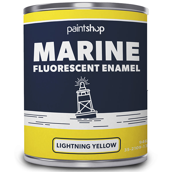 Matchless Mat Glo Fluorescent High Visibility Paint