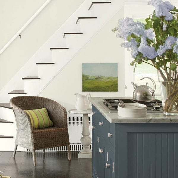 Tip: Watch Benjamin Moore's Video on website: How to paint Cabinets with Advance. Great Tutorial.