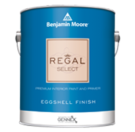 can of regal eggshell paint