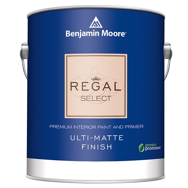 can of regal uli-matte paint