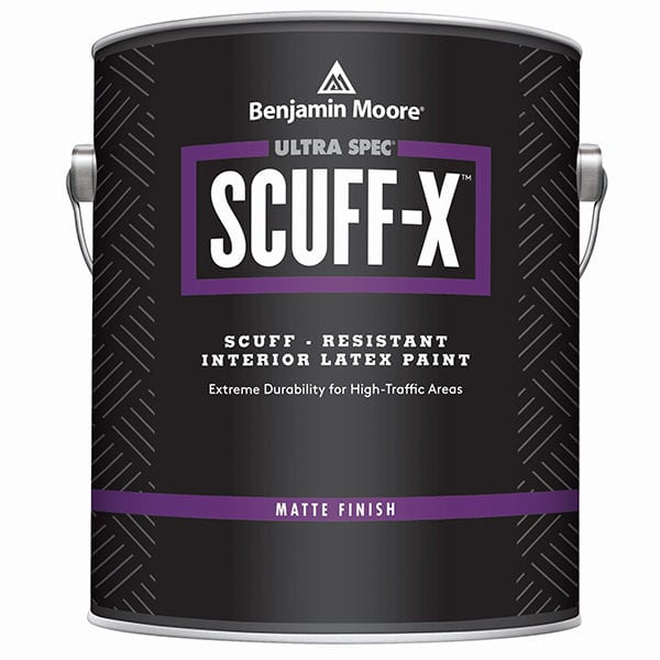 Fav Paint: Scuff-X in matte finish