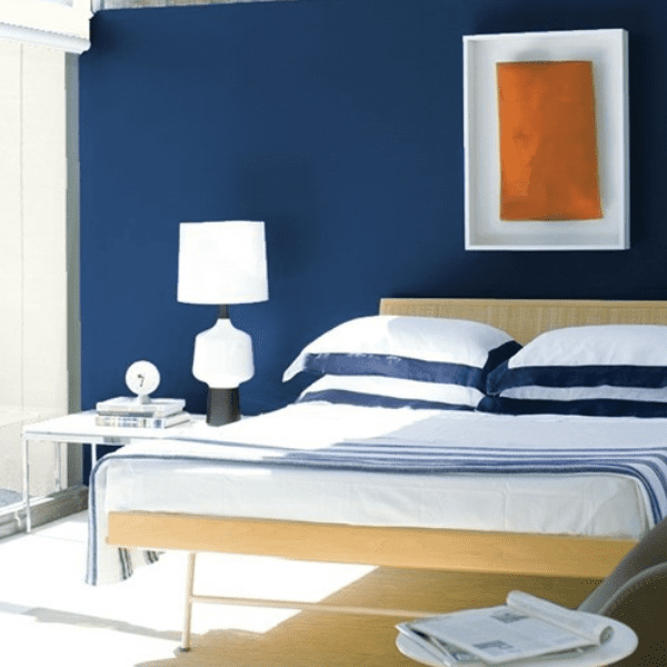 Tip: Don't be afraid of using a strong color to express your personality!