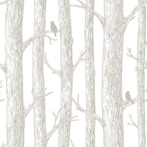 the forest wallpaper swatch