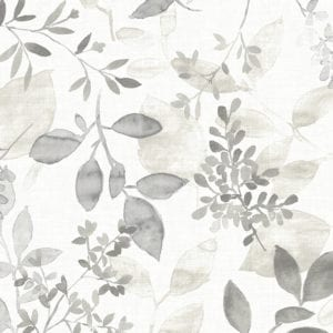 grey breezy wallpaper swatch