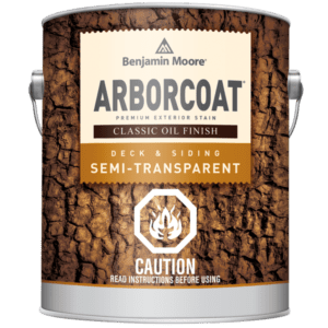 arborcoat classic oil finish can