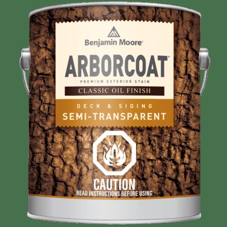 arborcoat classic oil finish can