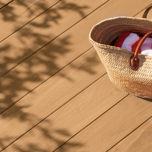 arborcoat sea natural cedartone stain deck