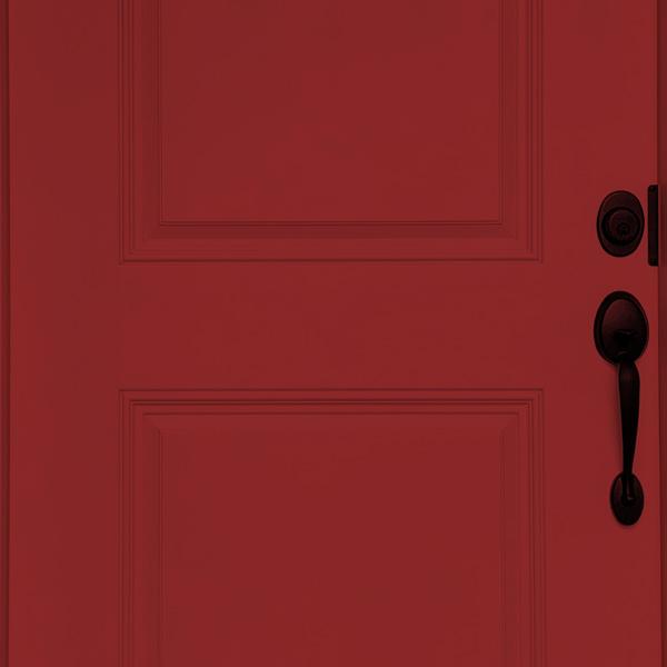 caliente door paint