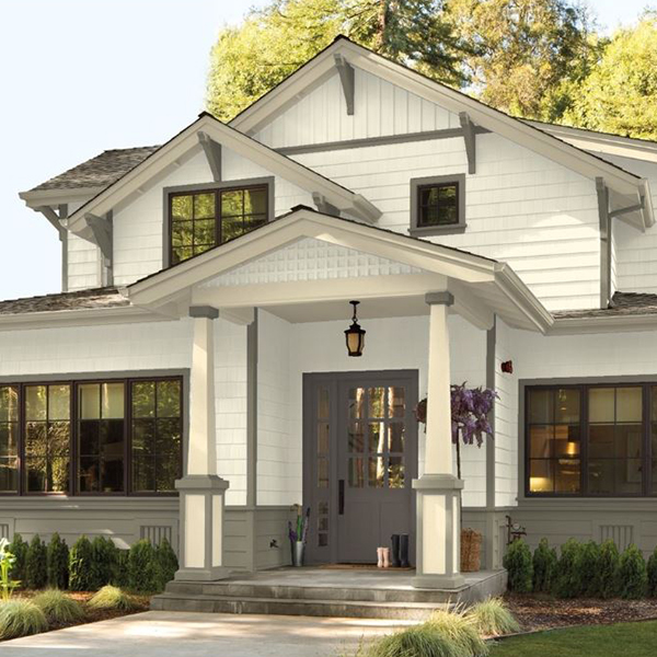 monterey white exterior paint house
