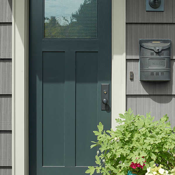 knoxville gray door paint