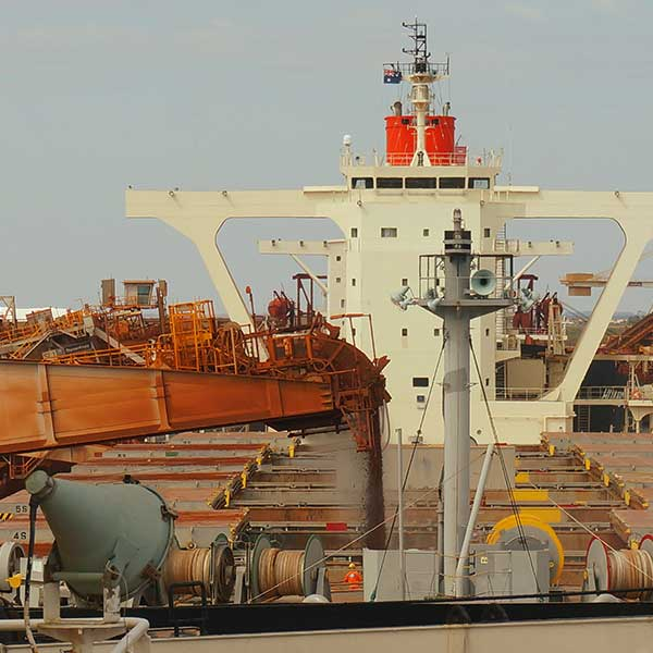 image of ship cargo hold
