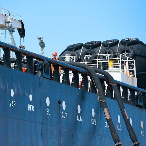 image showing cargo tank